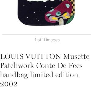 Louis Vuitton's limited edition 2002